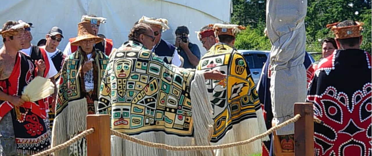 first nations costume