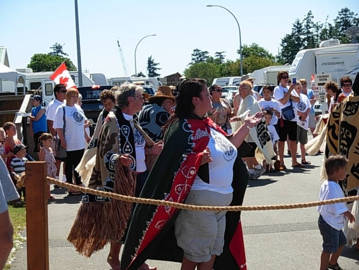 first nations ceremony