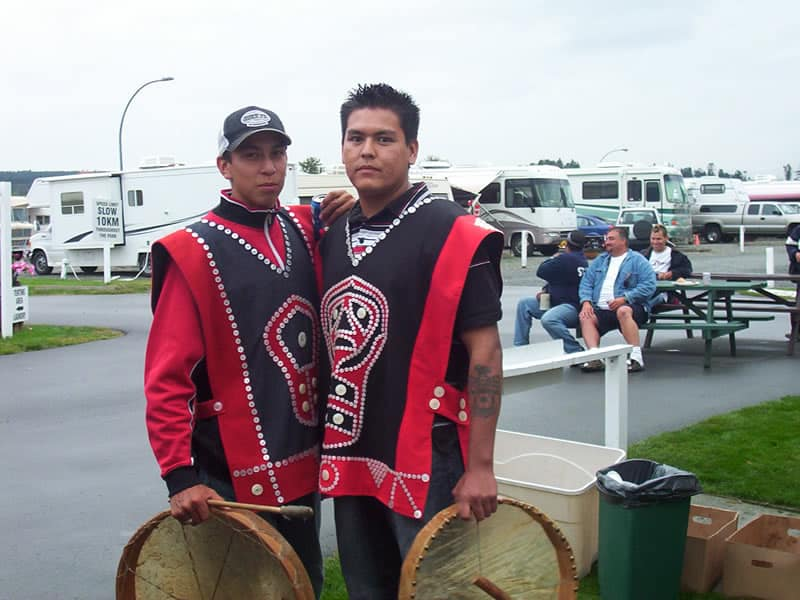 first nations singers