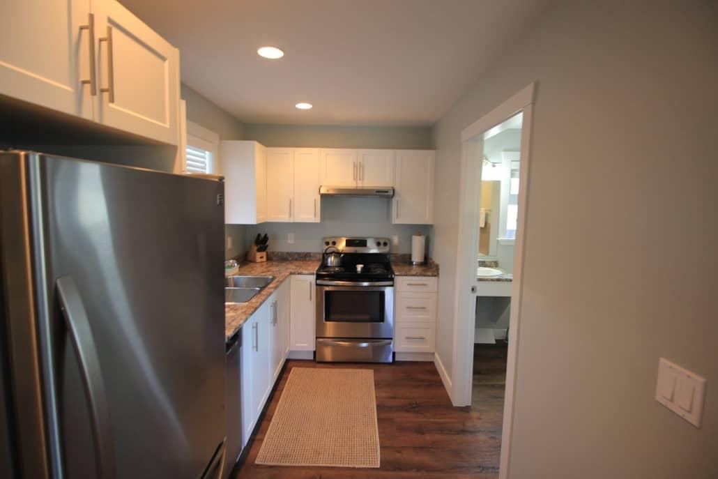 kitchen thunderbird cottage